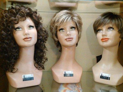 parrucca donna Roma