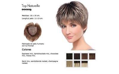 Parrucche naturali