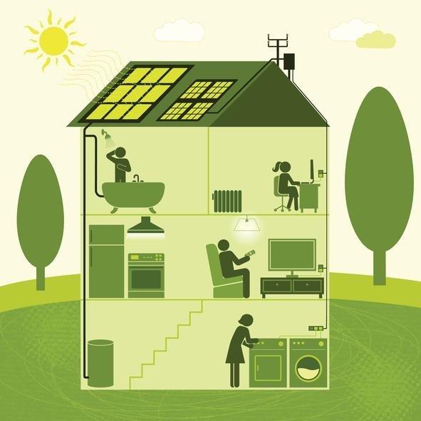 impianti riscaldamento solare termico
