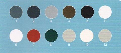 colori standard