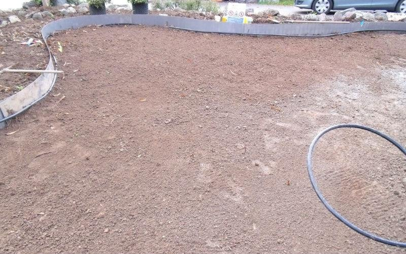 Lavori di manutenzione giardini