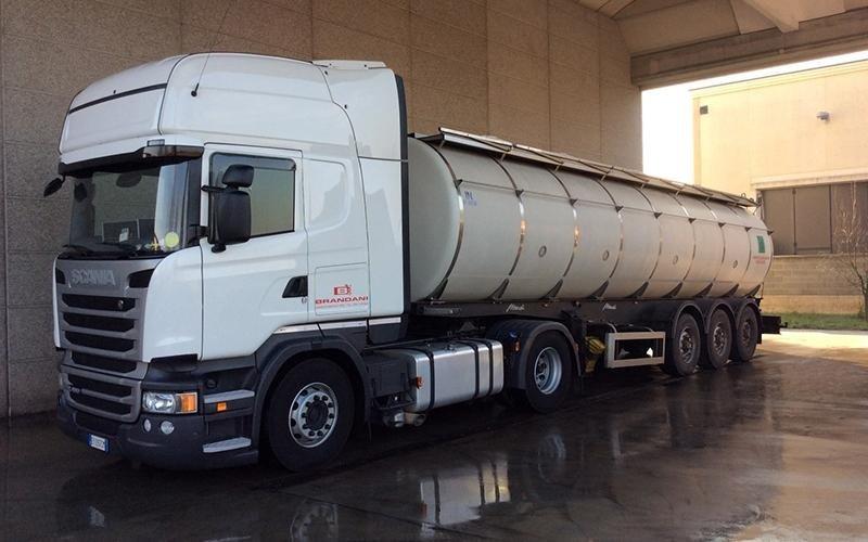 Tanker washing
