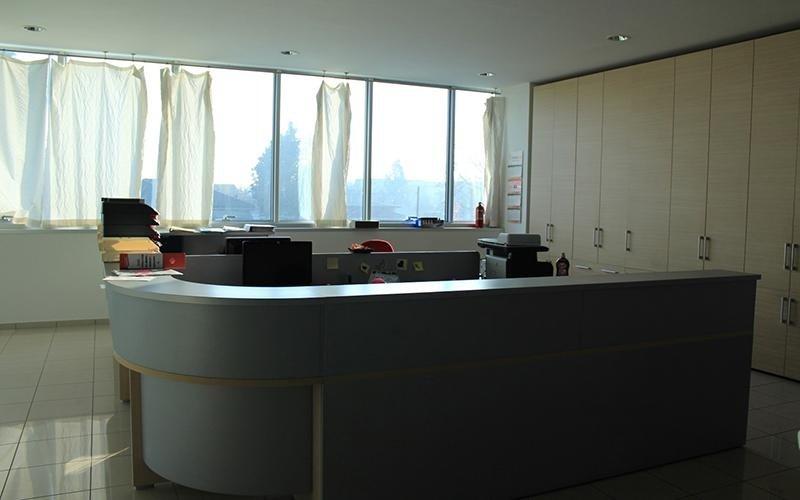 Uffici azienda Brandani