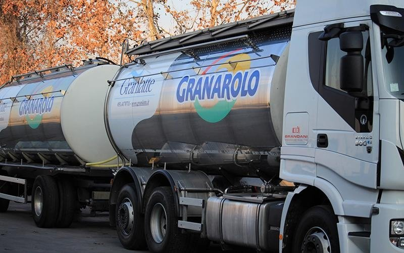 Transportation of liquid foodstuffs with tankers