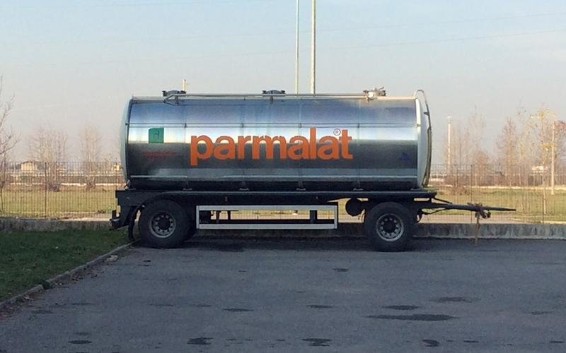 Brandani Parmalat milk transport