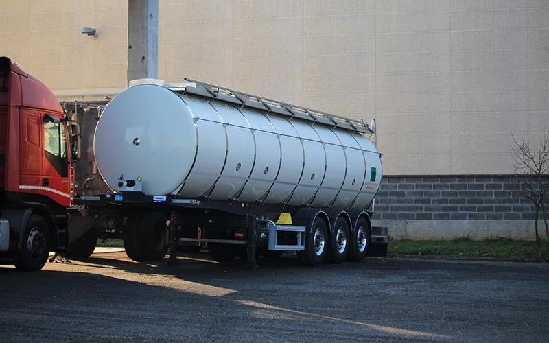 Brandani tanks and road haulage