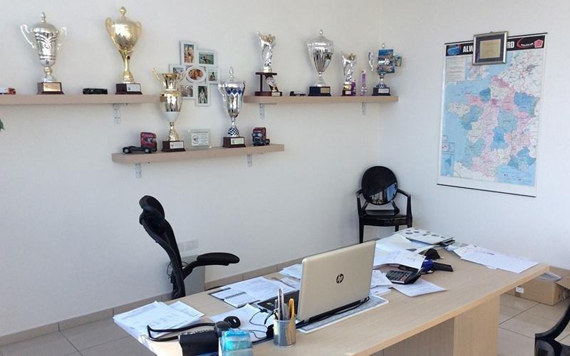 Ufficio della sede aziendale