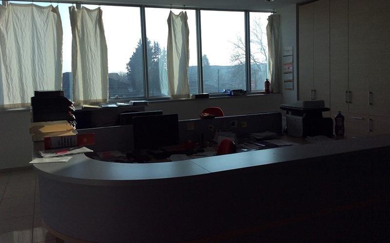 Uffici della sede