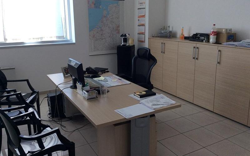 Ufficio azienda di trasporti