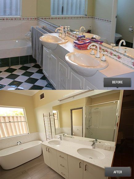 Gallery of Complete Bathroom Renovations Perth
