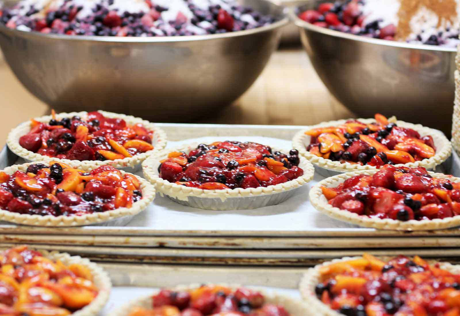 Summer Smash Pies