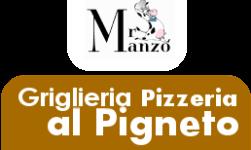Logo Mr. Manzo Griglieria