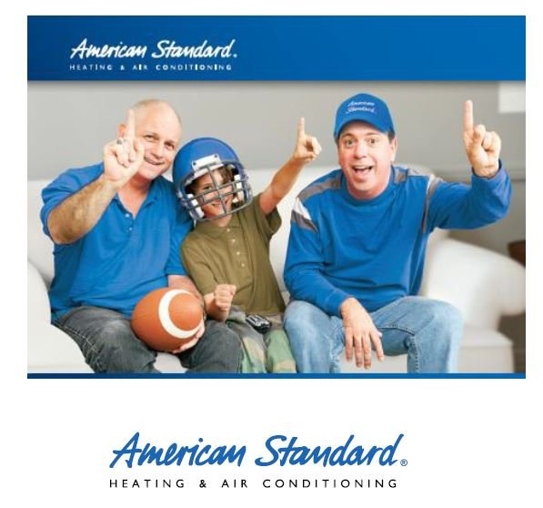 American Standard Air Conditioning Promo, Columbia SC