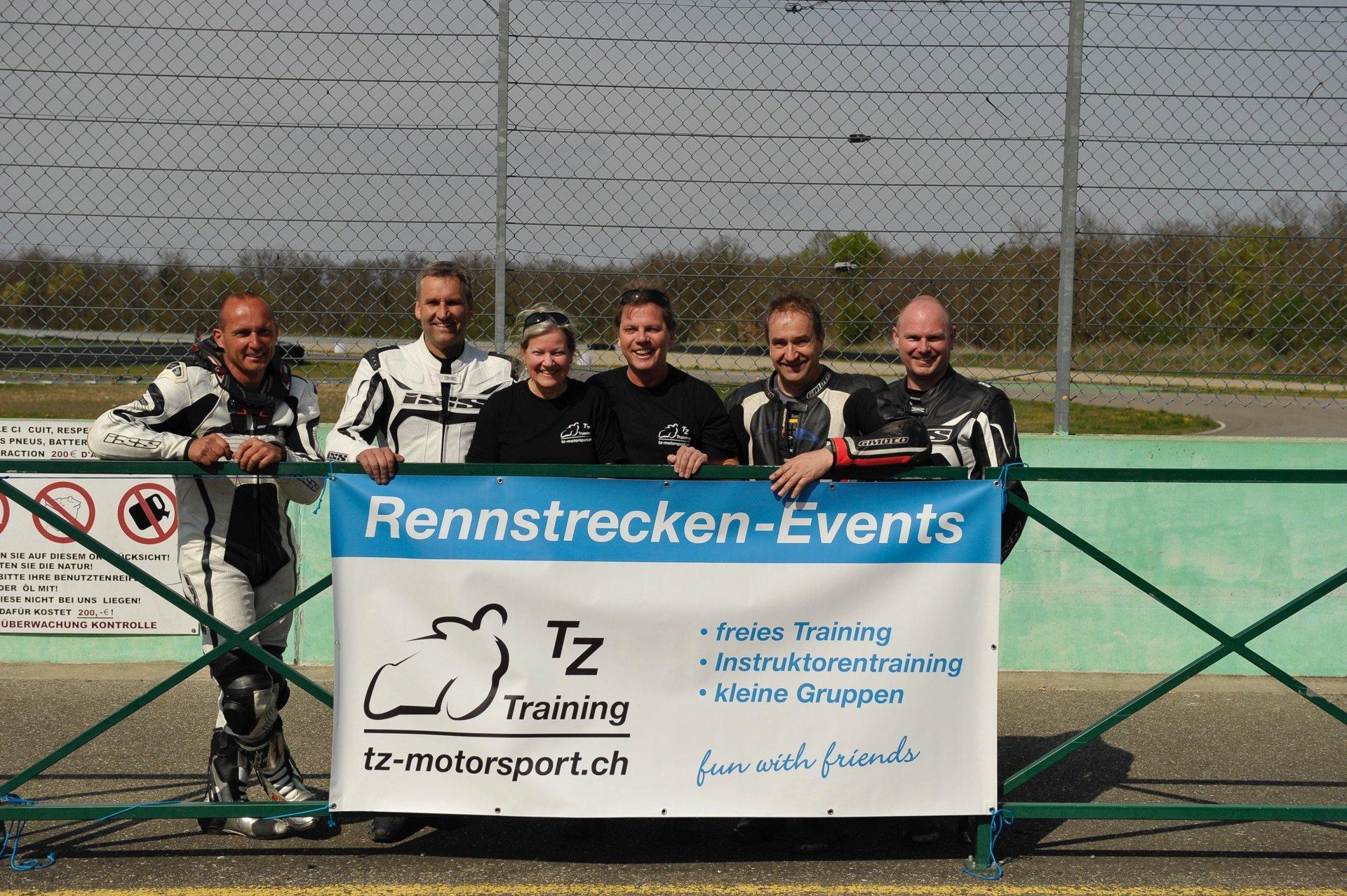 Teambild, TZ-Motorsport