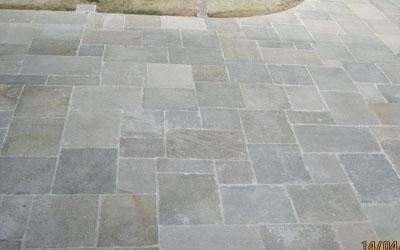esterni in pietra