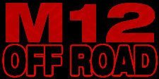 M12 OFF ROAD Company Logo