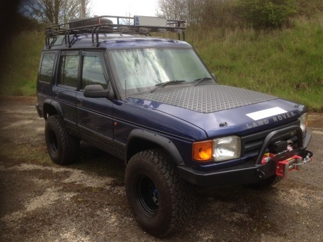Land Rover Discovery Spares