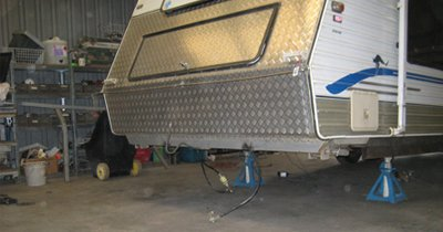 all about caravan repairs pty ltd caravan service