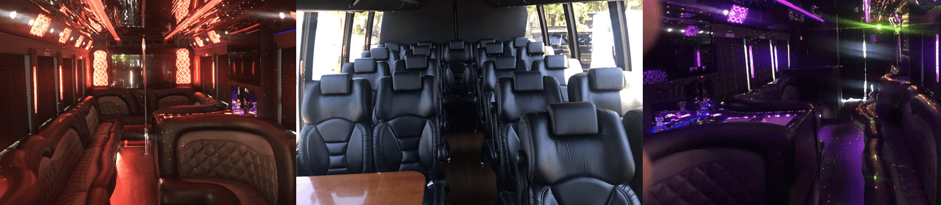 Party Bus Service in Merced Ca