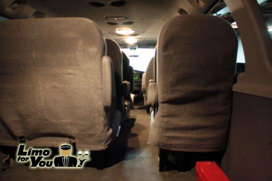 Limousine Service Merced