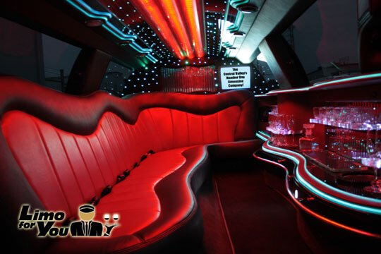 Party Bus Visalia