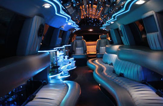 Party Bus Bakersfield