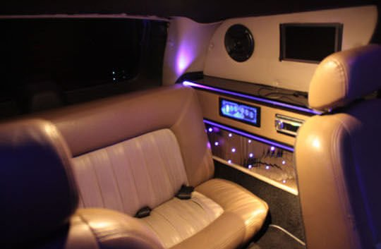Party Bus Limo Service Fresno
