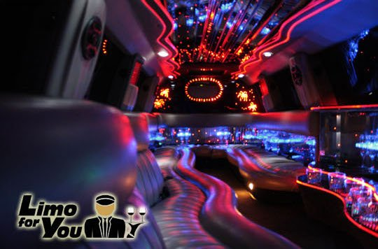 Party Bus Merced