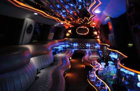 Limo Service Party Bus Visalia