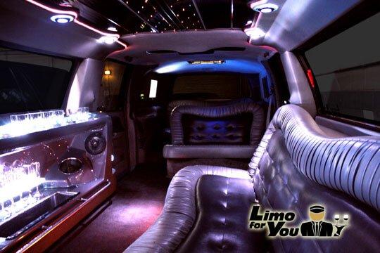 Limousine Service Rental Bakersfield
