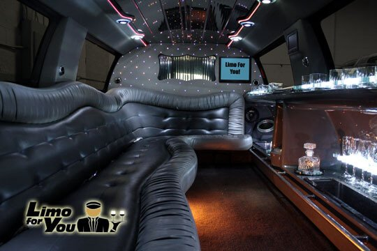 Limousine Service Rental Fresno