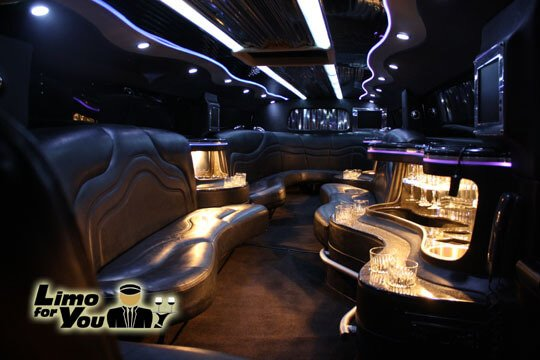 Party Bus Limo Service Visalia