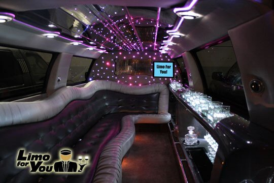Best Party Bus Visalia