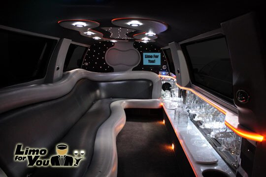 Best Limousine Service Merced