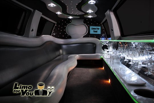 Best Limo Service Party Bus Visalia