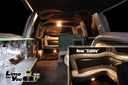 Best Limo Service Party Bus Merced