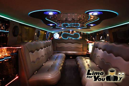 Limo Service Party Bus Merced