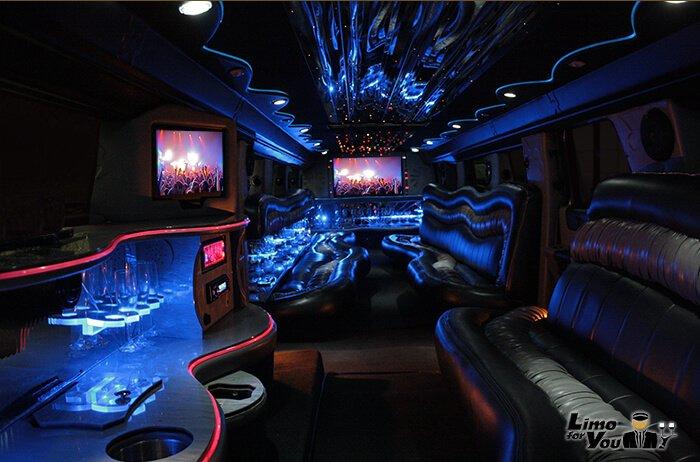 Limousine Service Fresno
