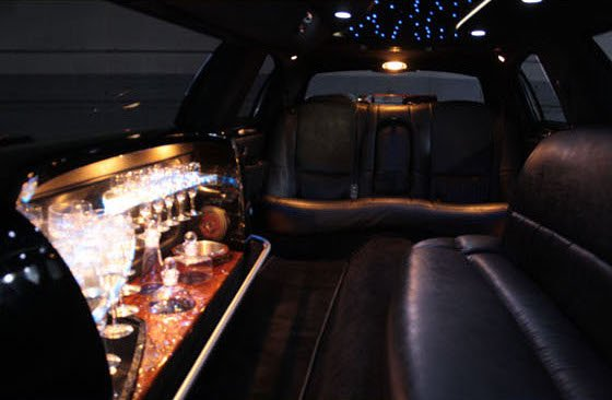 Limousine Service Party Bus Visalia