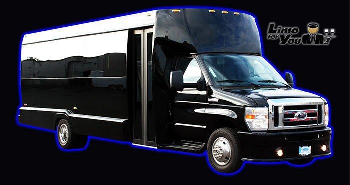 Best Party Bus Limo Service Visalia