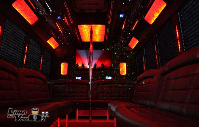 Best Limo Service Party Bus Bakersfield