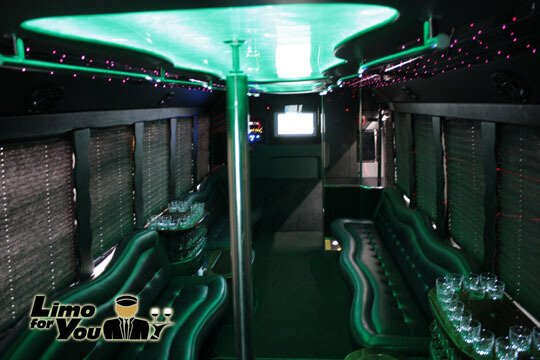Best Party Bus Bakersfield