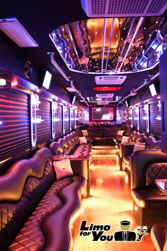Party Bus Rental Fresno