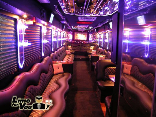 Party Bus Limo Service Bakersfield