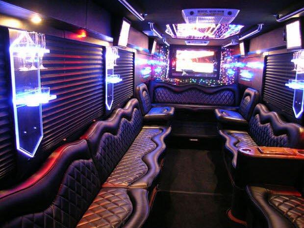 Limo Service Party Bus Visalia