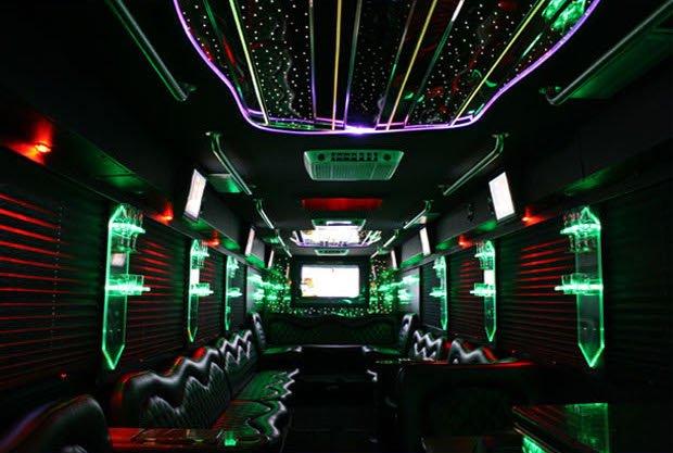 Party Bus Bakersfield