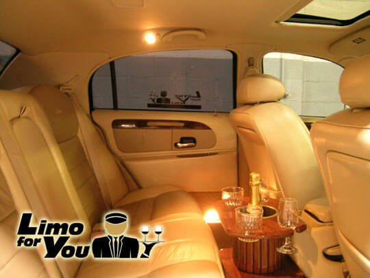 Limo Service Merced