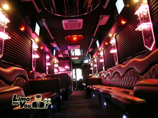 Limousine Service Party Bus Merced