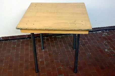 Tavolo quadrato cm 80x80