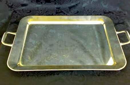 Vassoi Silver per buffet